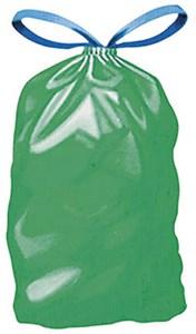Obrázek Pytle do košů  -  63 x 73 cm / stahovací 60 litrů / 10 ks