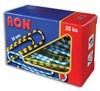 Obrázek Aktové spony RON -  50 mm / 25 ks zebra