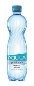 Obrázek Aquila bez příchutě - neperlivá / 0,5 l