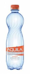 Obrázek Aquila bez příchutě - perlivá / 0,5 l