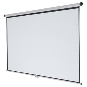 Obrázek Plátno projekční 4:3 na zeď - 200 x 151,3 cm
