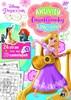 Obrázek JIRI MODELS Princezna omalovánky se samolepkami A4