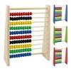 Obrázek Počítadlo dřevěné - mix barev